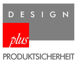 Design plus Produktsicherheit